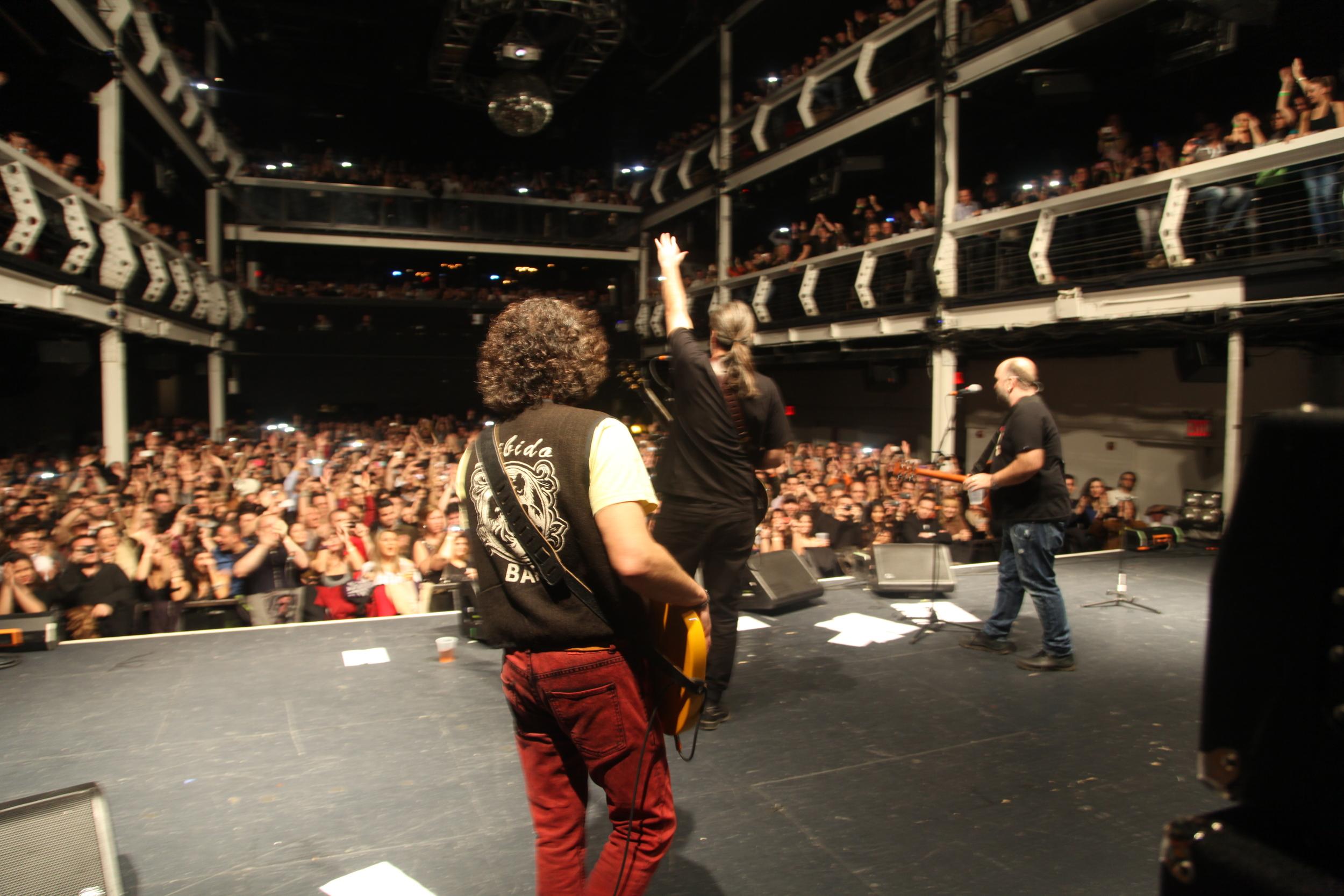 Pyx Lax Final Reunion Tour 2012