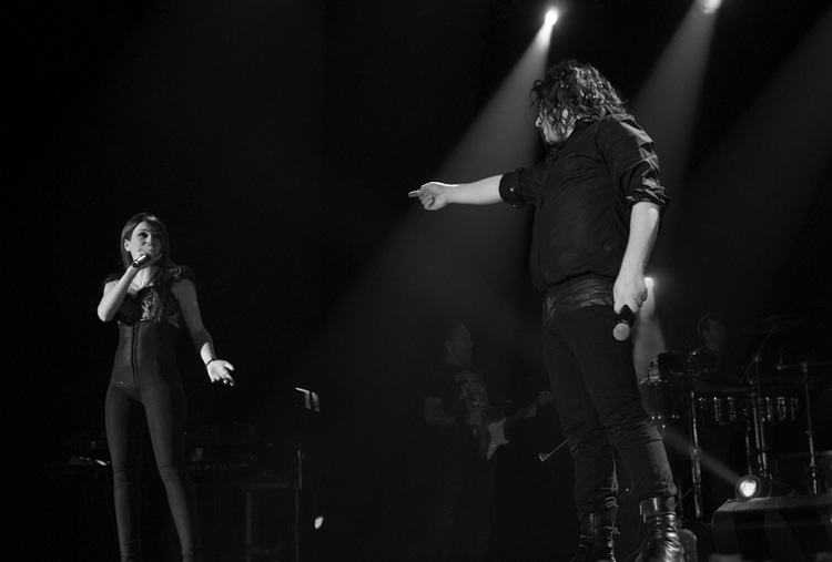 Nikos Kourkoulis & Kelly Kelekidou North American Tour 2010
