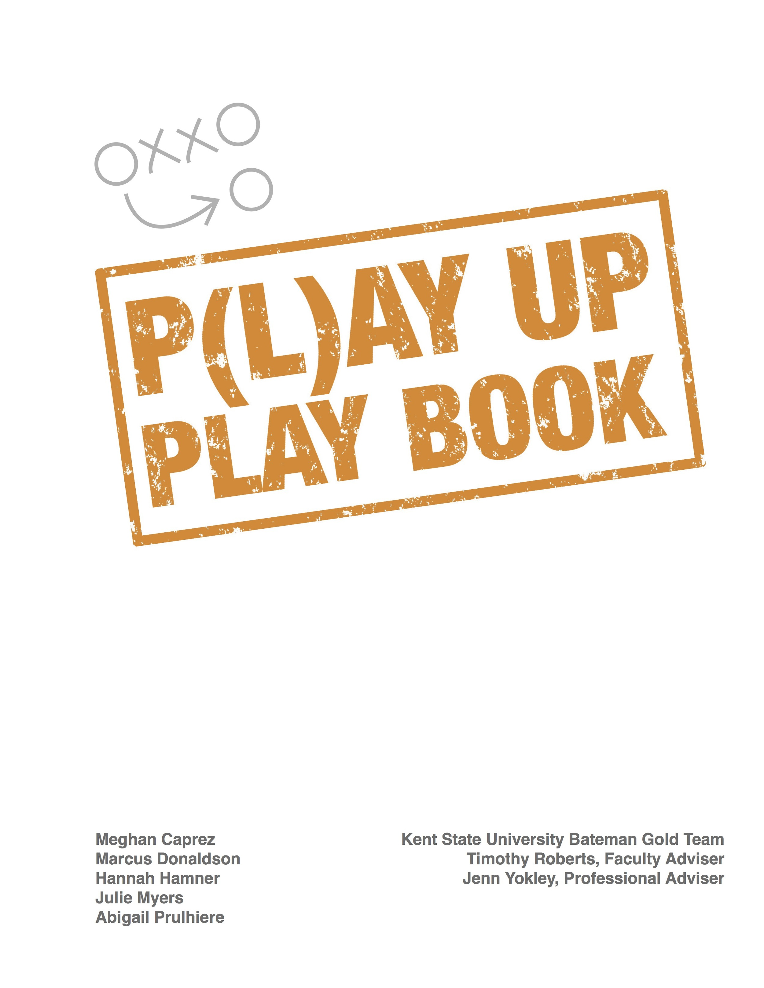 P(L)AY UP Playbook