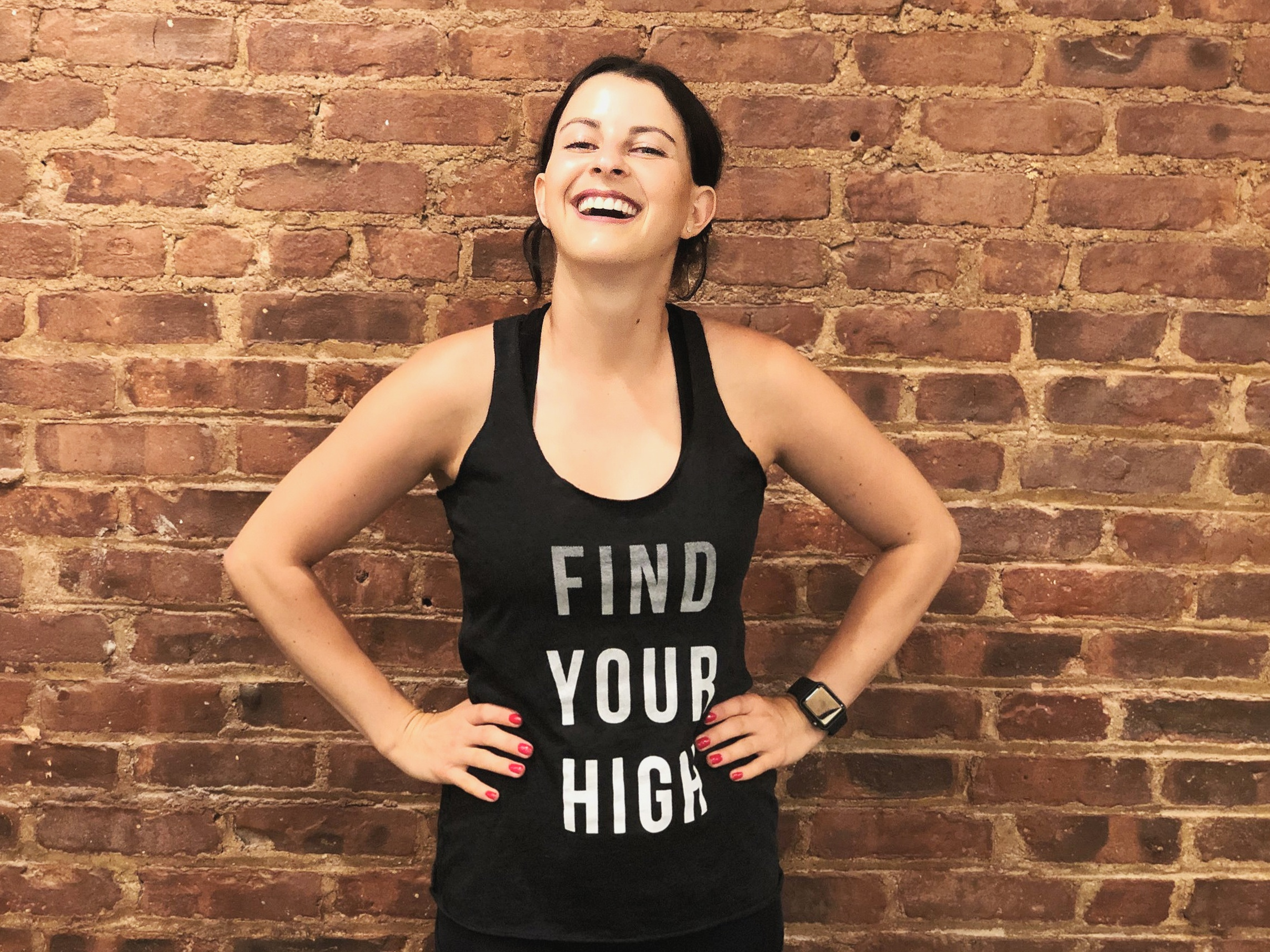 Kristina Kindseth - @beyondthecoreKristina is an ACE certified instructor with a passion for movement and all things sweaty! She has been a HIIT IT! enthusiast for years and is thrilled to officially be joining the team.