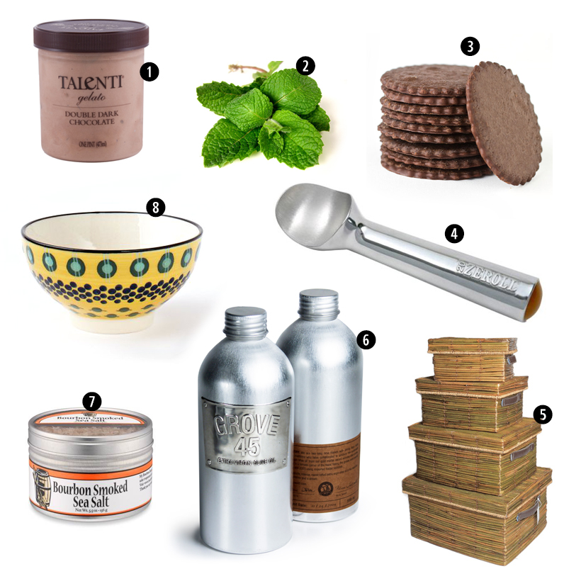 Make this Recipe Into a Gift   Extra Virgin Chocolate Sorbet   SavoryPantryBlog.com   #Gifts