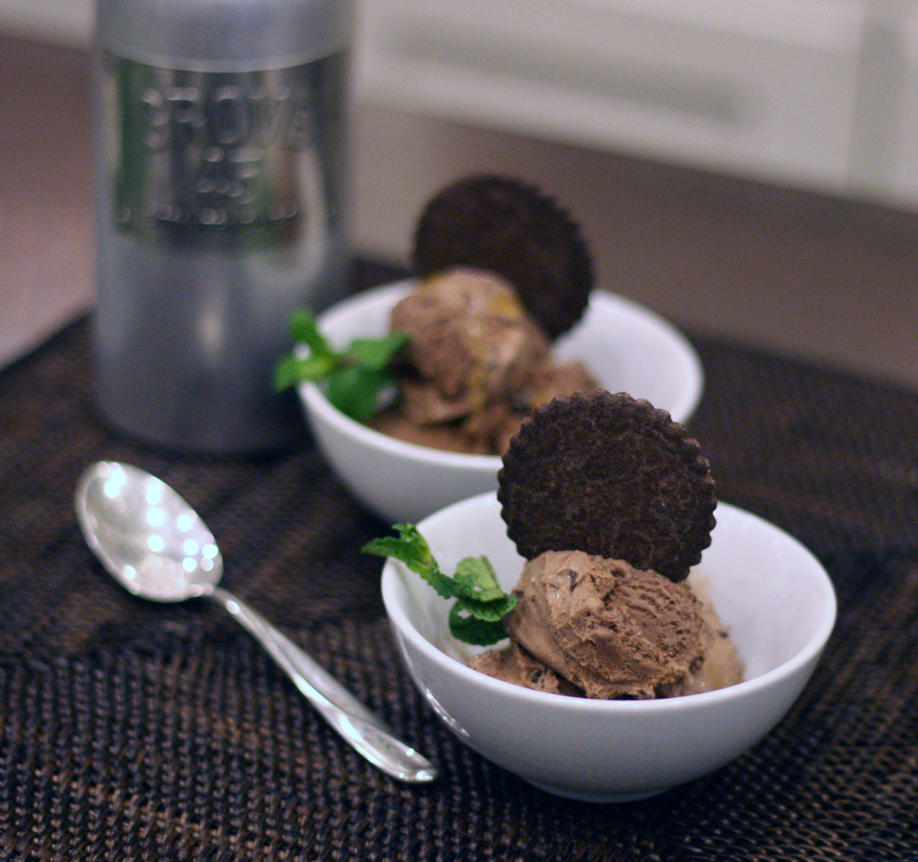 Make this Recipe Into a Gift | Extra Virgin Chocolate Sorbet | SavoryPantryBlog.com | #Gifts