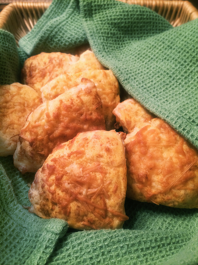 Make Ahead Savory Aged Sharp Cheddar Scones