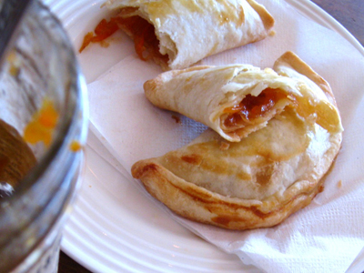 Carrot Cake Jam Hand Pies from Potlicker Jams
