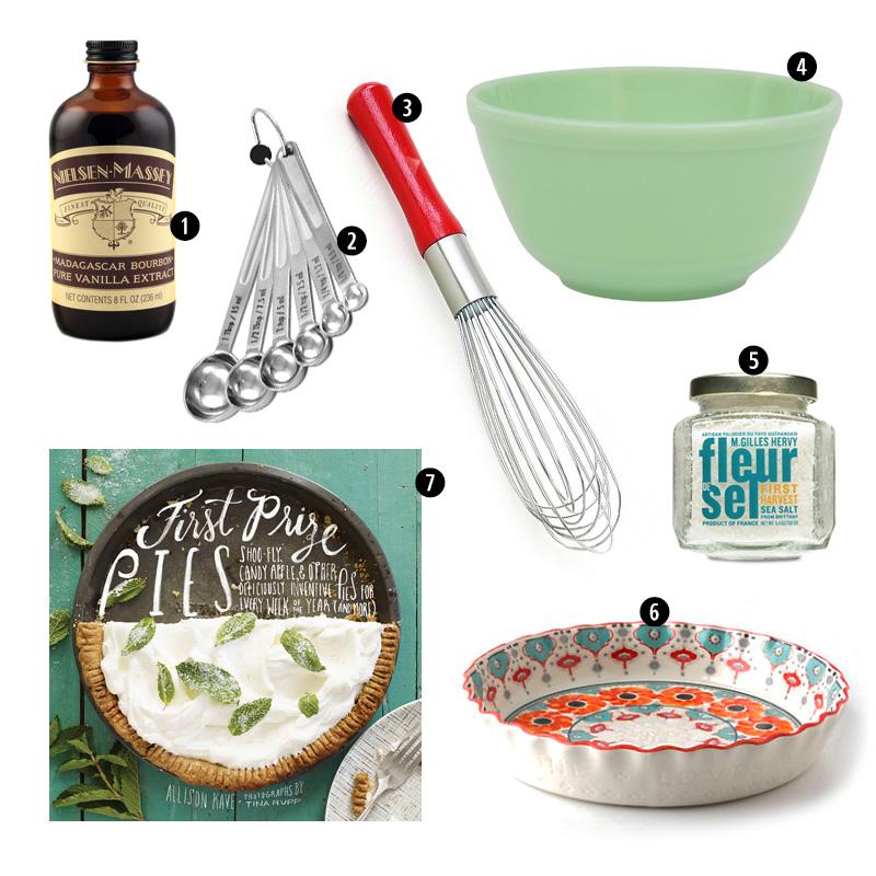 Make this Recipe Into a Gift : Salty Caramel Pie | SavoryPantryBlog.com