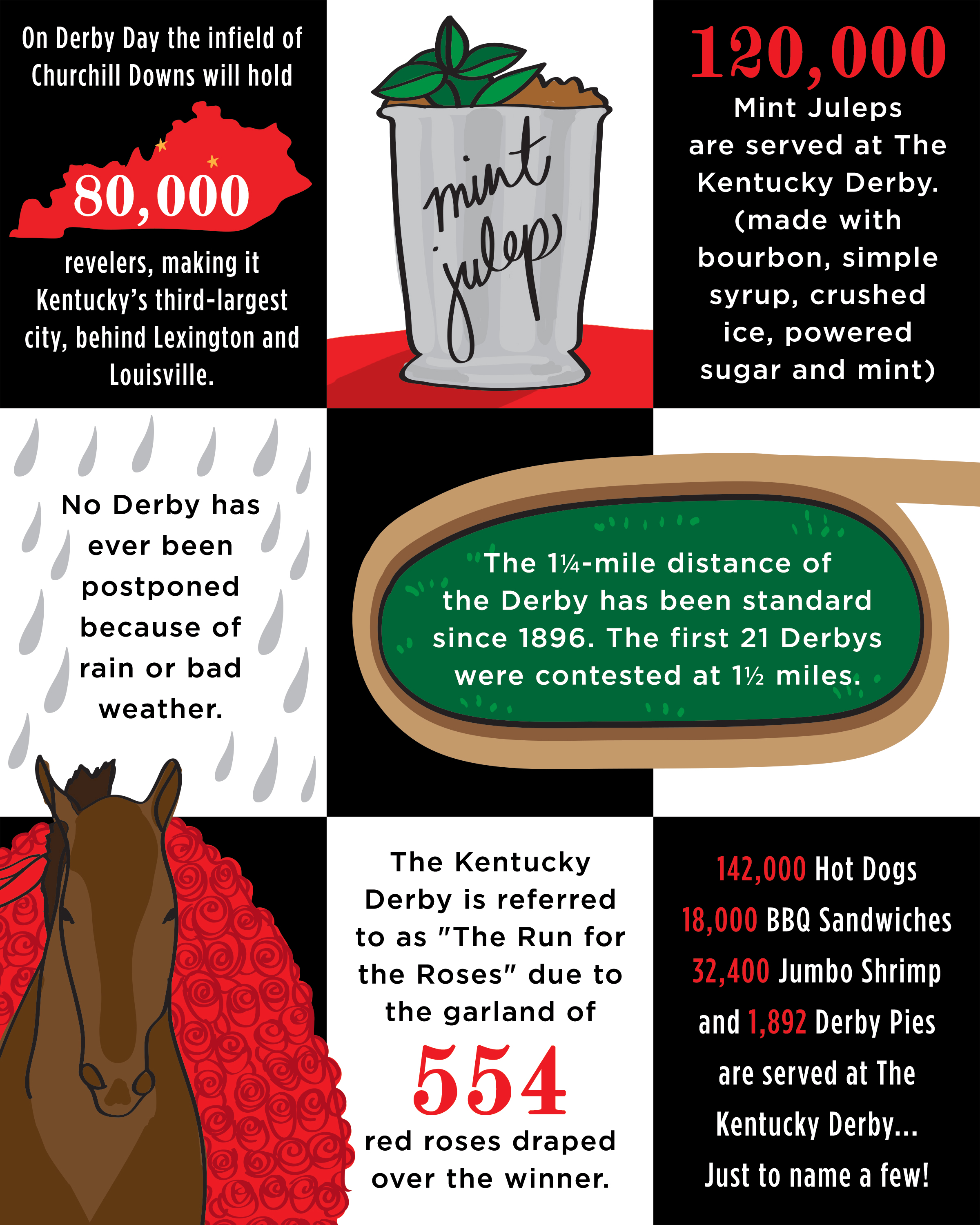 Kentucky Derby FREE Printable