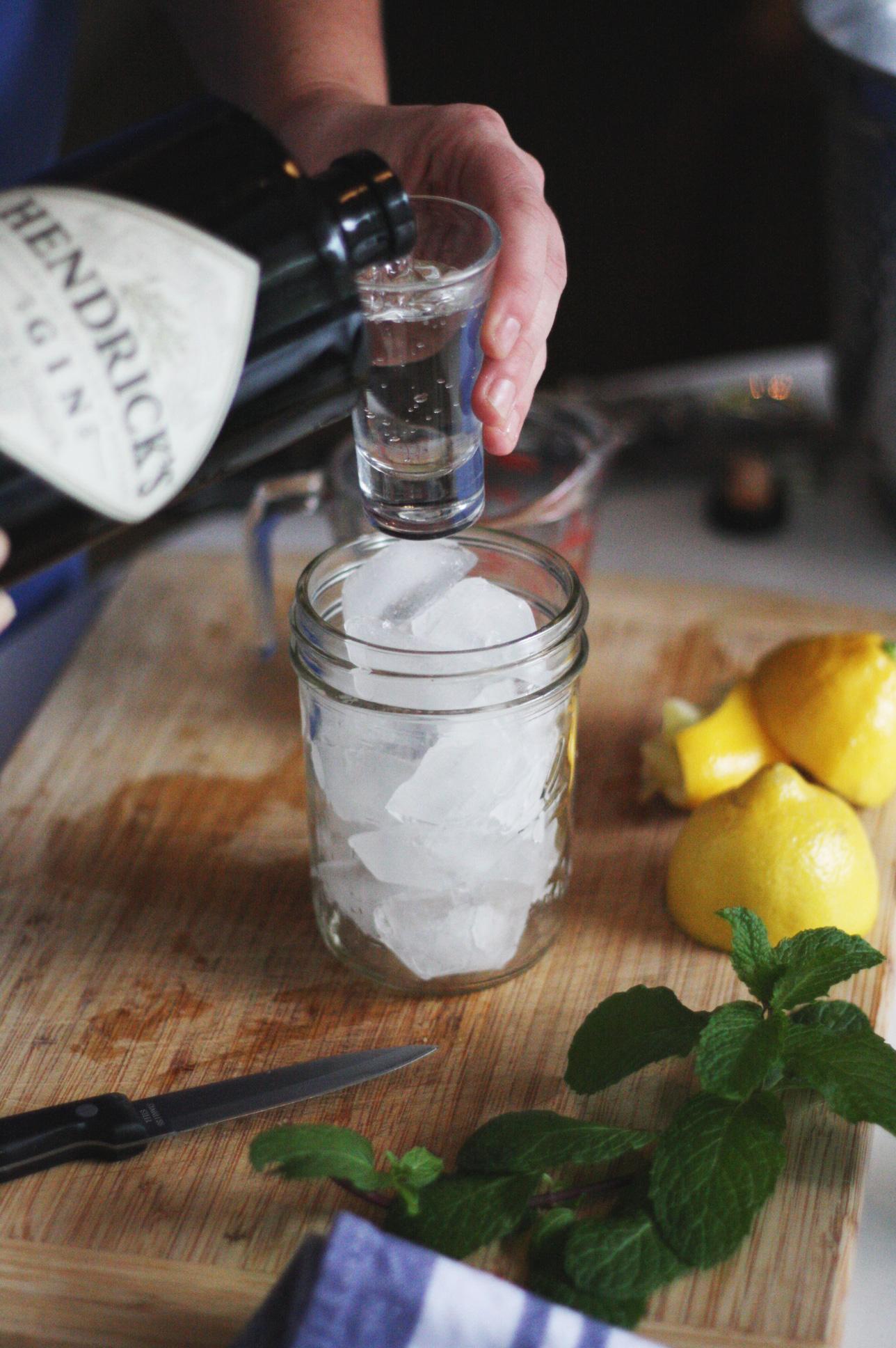 Sweet Tea Cocktails | SavoryPantryBlog.com