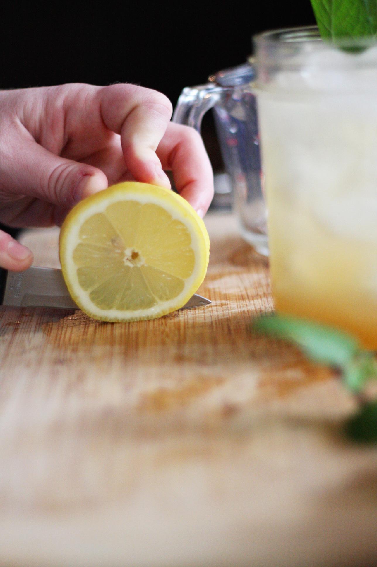 Sweet Tea Cocktails   SavoryPantryBlog.com