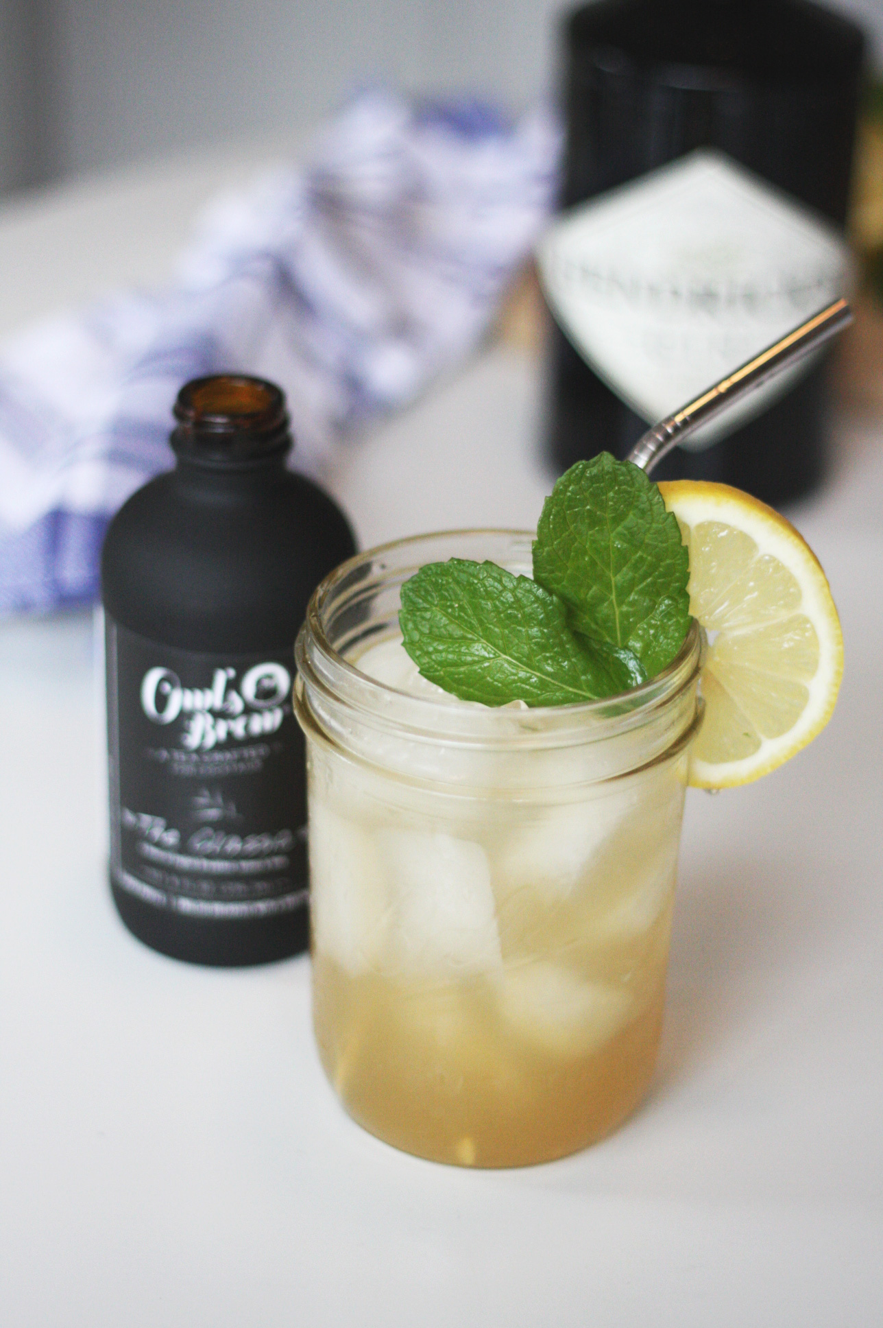 Sweet Tea Cocktails | SavoryPantryBlog.com
