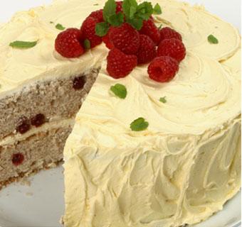 Trina's Lingonberry Cake   Mother's Day Lunch   SavoryPantryBlog.com