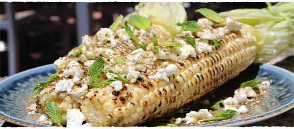 Dukkah Recipe Roundup   Summer Corn with Dukkah   SavoryPantryBlog.com