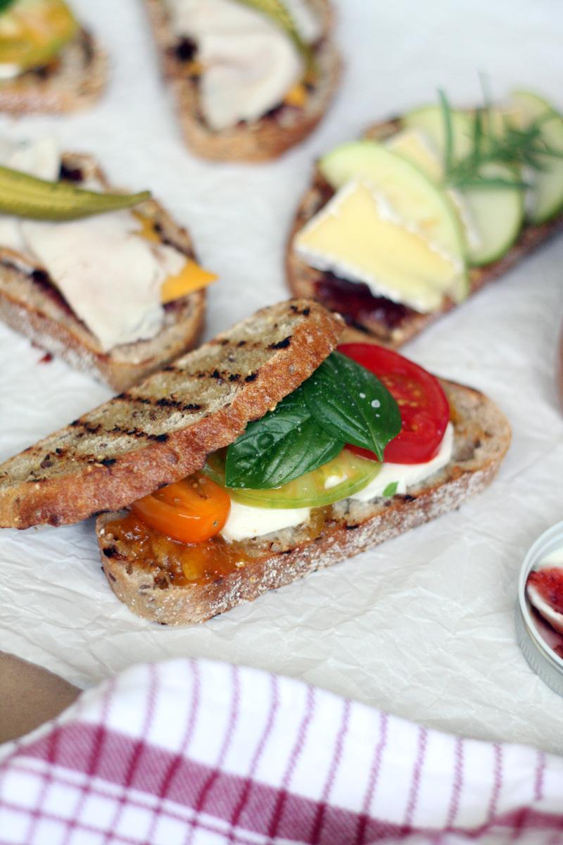 How to Wrap a Sandwich | SavoryPantryBlog.com