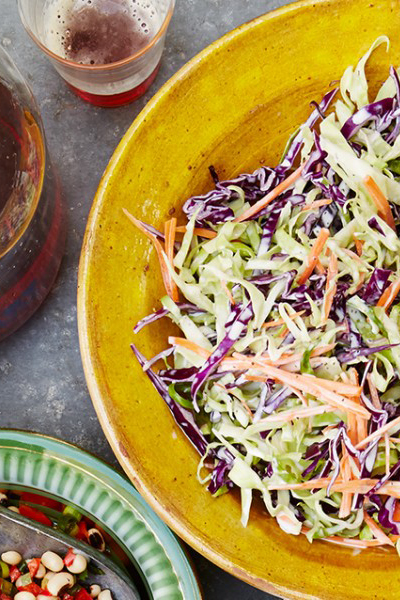 4 Unexpected Ways to Use Spice Rub | Kicked Up Coleslaw | SavoryPantryBlog.com