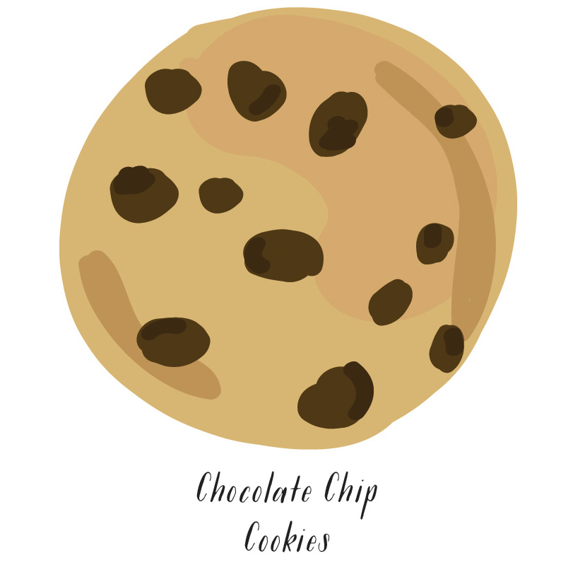 Chocolate Chip Cookies with Nielsen-Massey Madagascar Bourbon Vanilla  //  SavoryPantryBlog.com