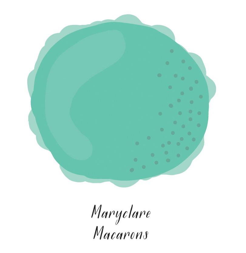 MaryClare Macarons  //  SavoryPantryBlog.com