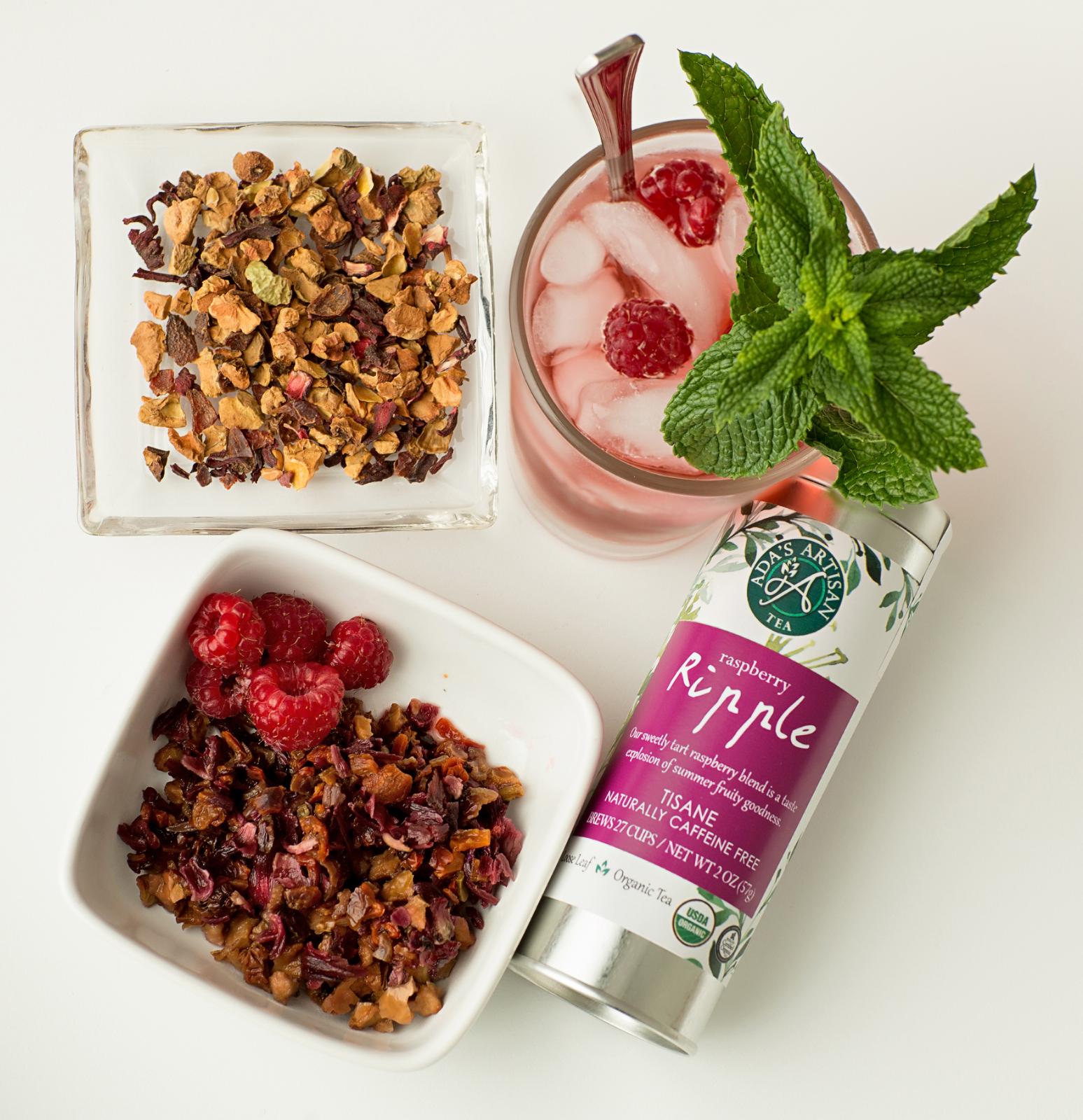 Ada's Artisan Teas | SavoryPantryBlog.com