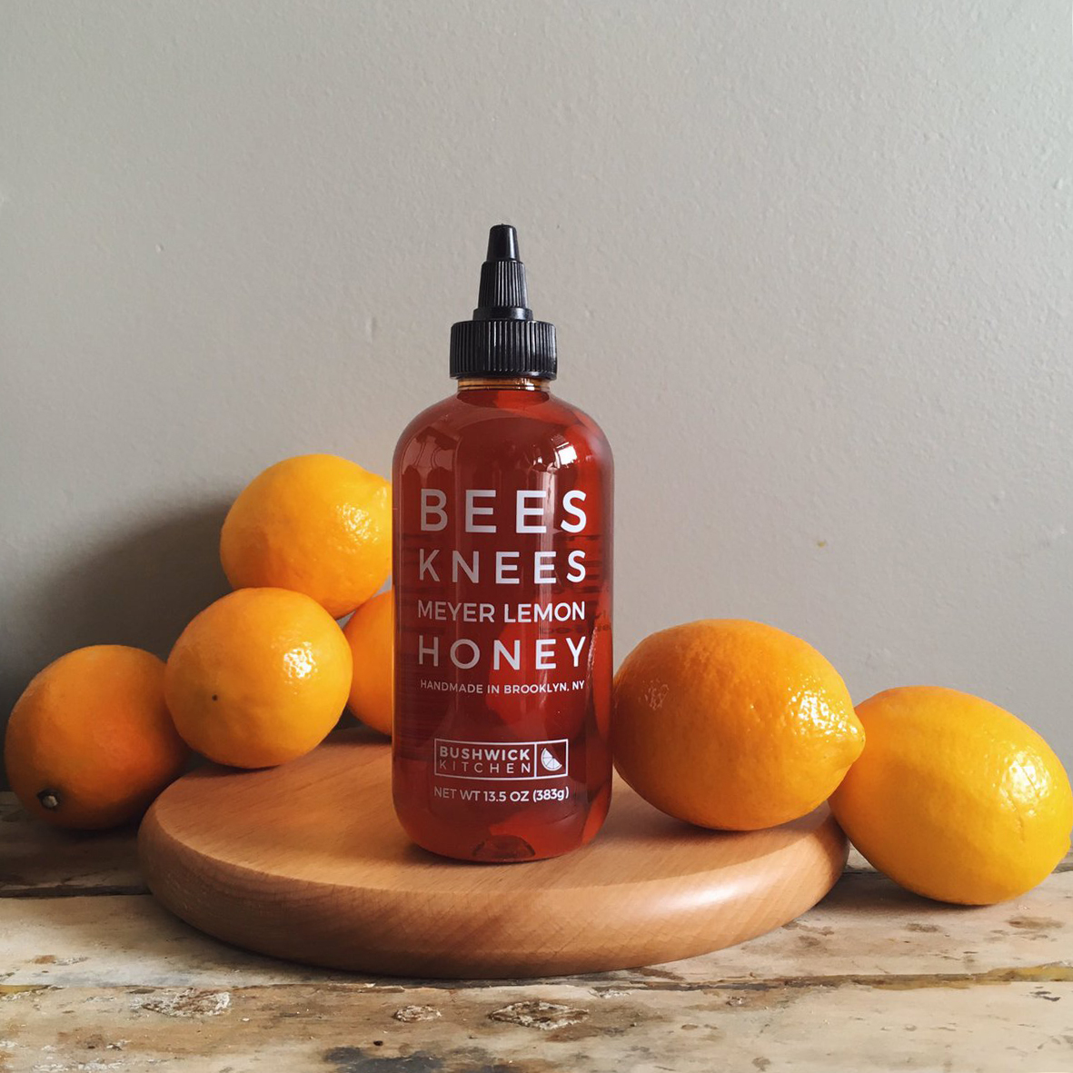 Bushwick Kitchen Bees Knees Meyer Lemon Honey