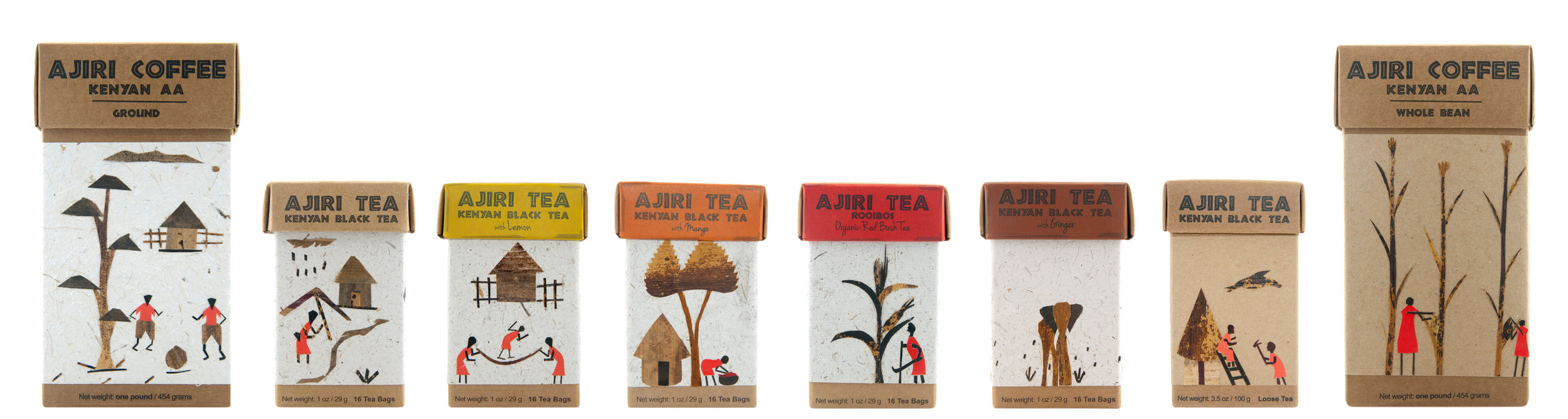Ajiri Tea & Coffee