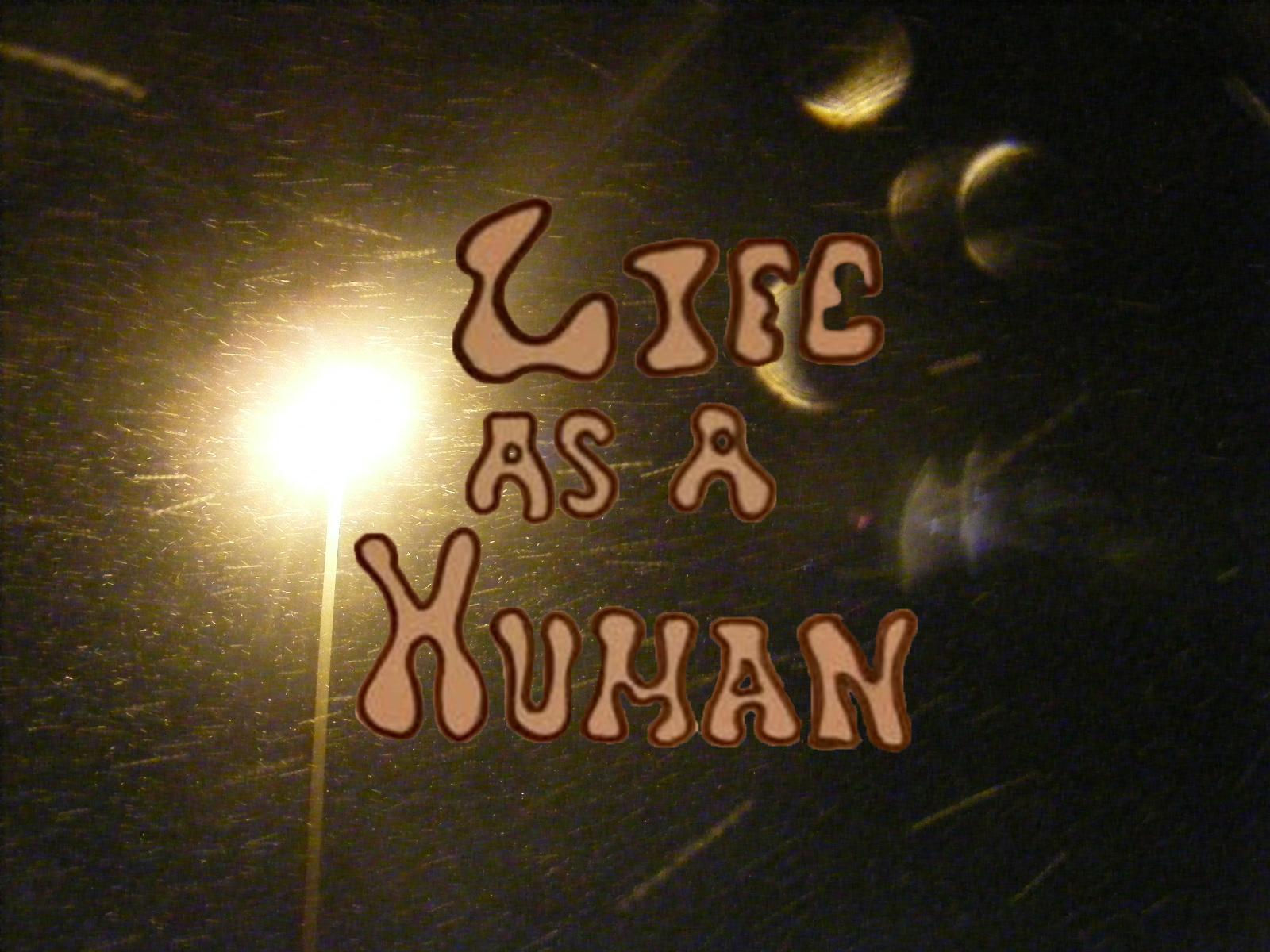 Life As A Human