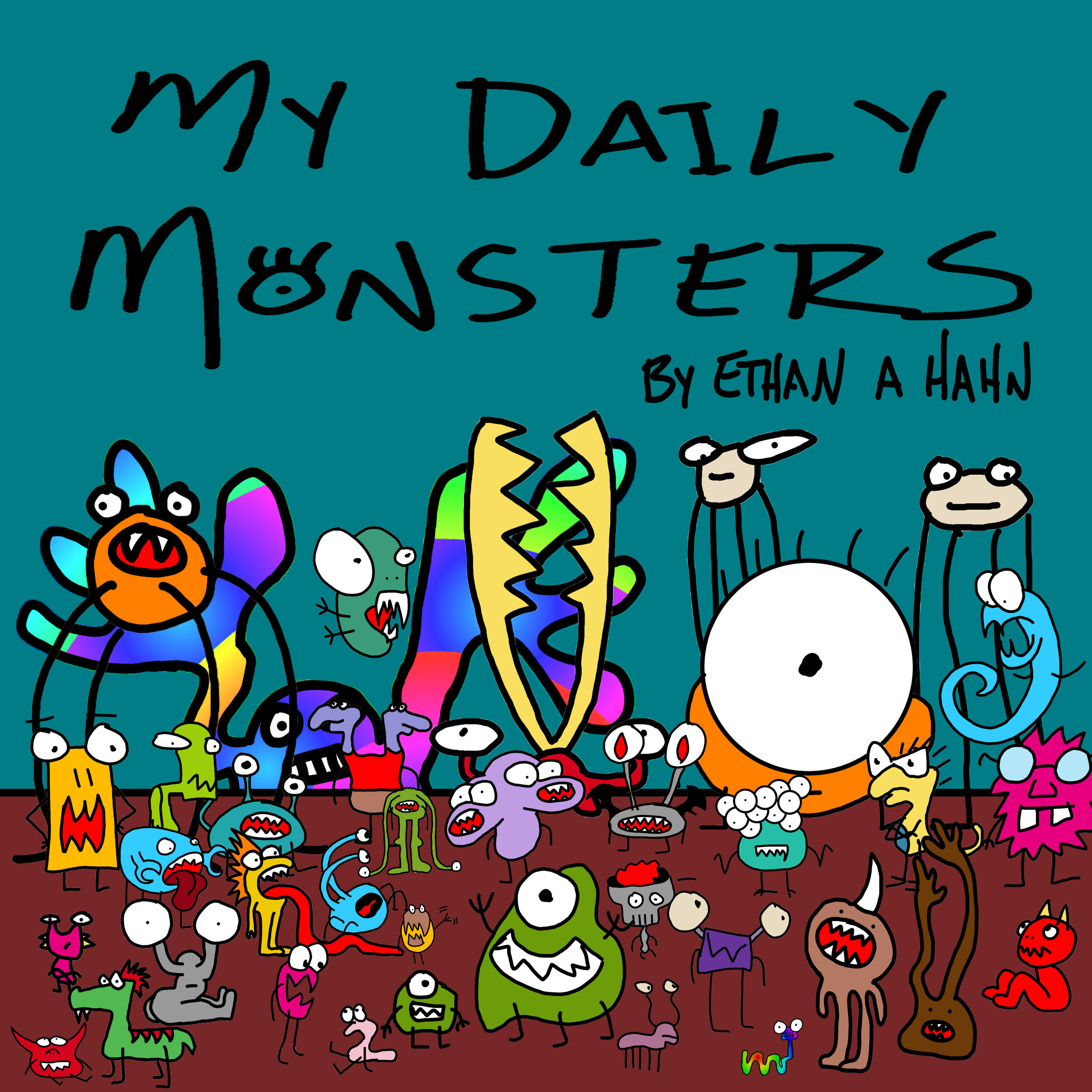 My Daily Monsters