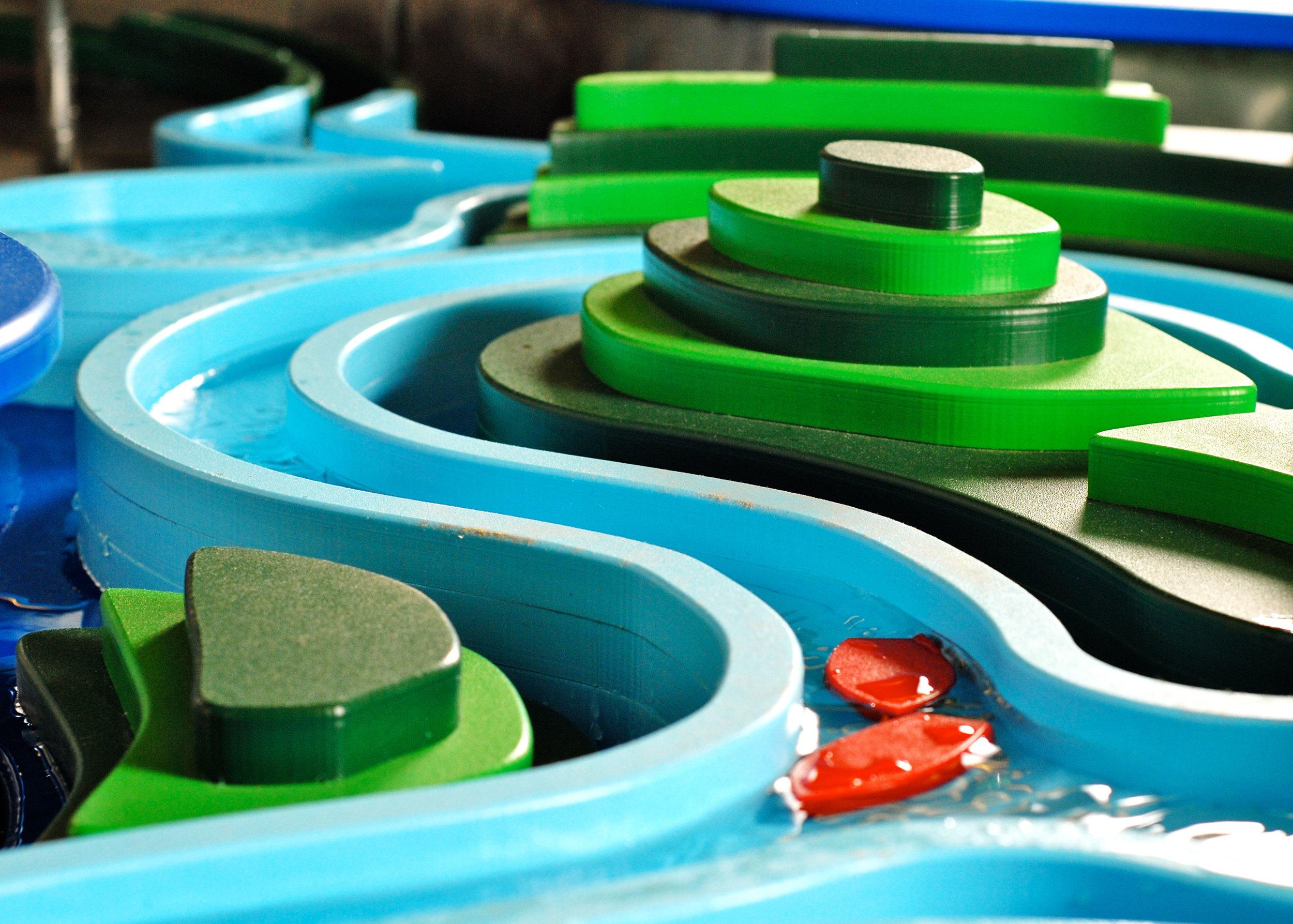 里士满儿童博物馆赛艇水箱