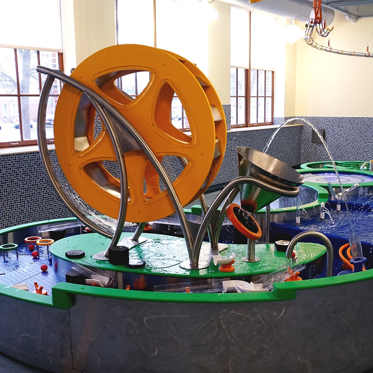 Children's Museum of South Dakota Splash Table