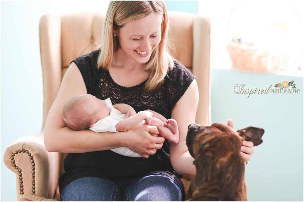 www.inspiredphotographystl.com // Newborn + Lifestyle Photography