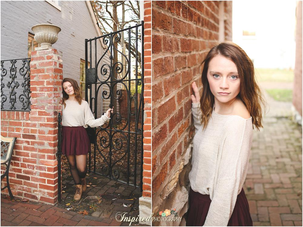 Senior Portaits // Inspired Photography