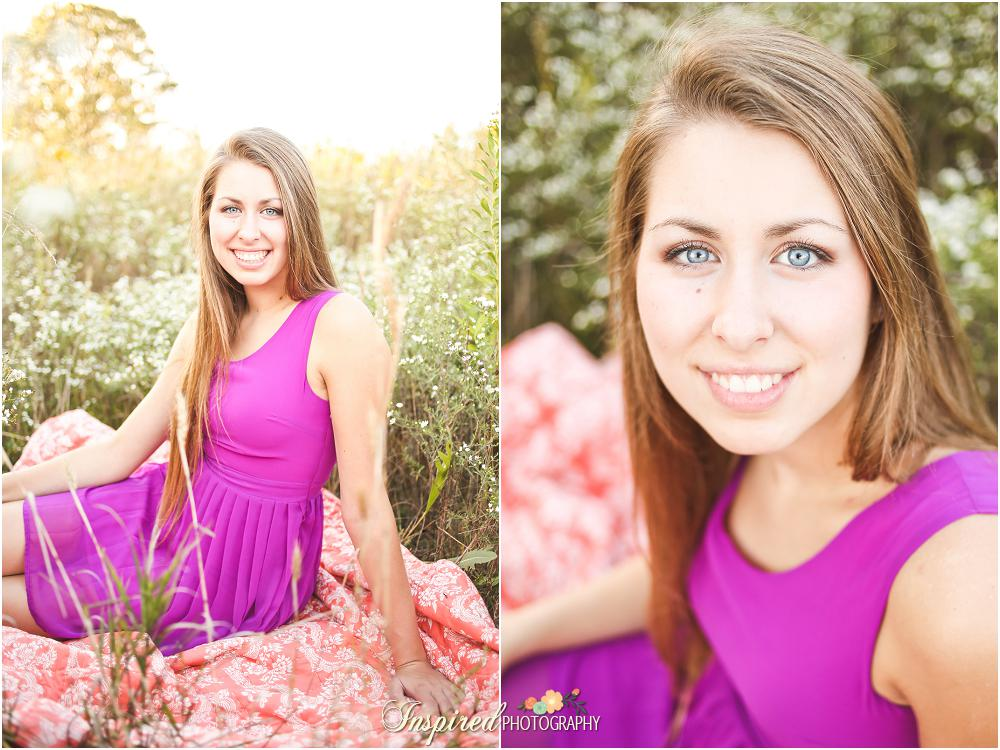 Senior Portraits // www.inspiredphotographystl.com