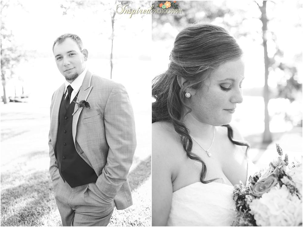 Innsbrook Fields Rustic Lakeside Summer Wedding Photography // www.inspiredphotographystl.com