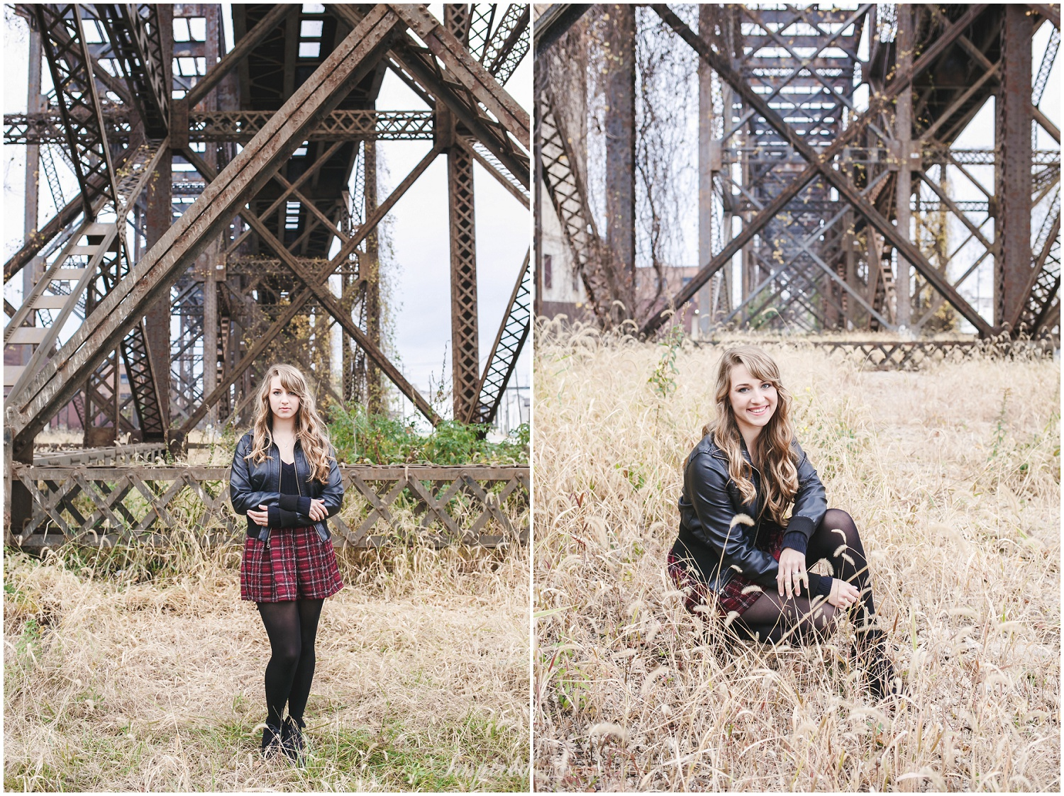 St. Louis Senior Portrait Photography, downtown St. Louis, Lafayette Park // www.inspiredphotographystl.com