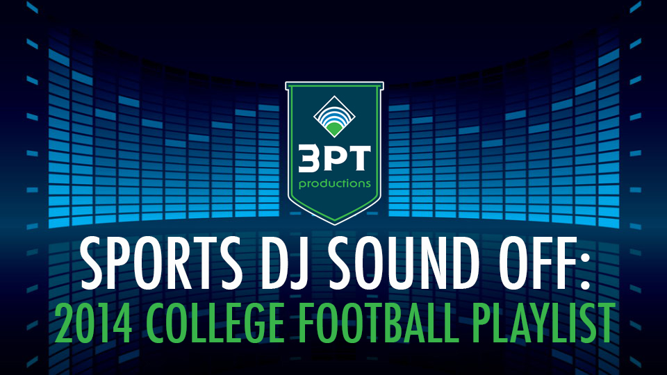 2014 College Football Playlist