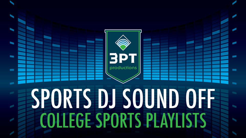 Archive of Sports DJ Sound Off Playlists
