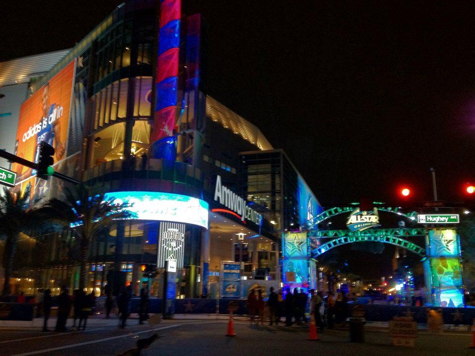 2012 NBA All Star - Orlando Amway Center Venue.jpg