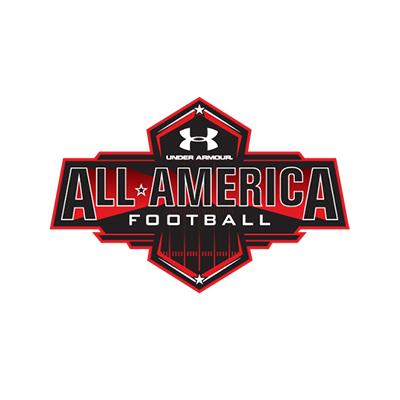 under armor all america football logo