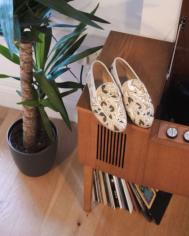 Summer Vibe loafers 🌞