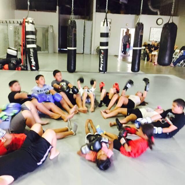 Kid's MMA Class