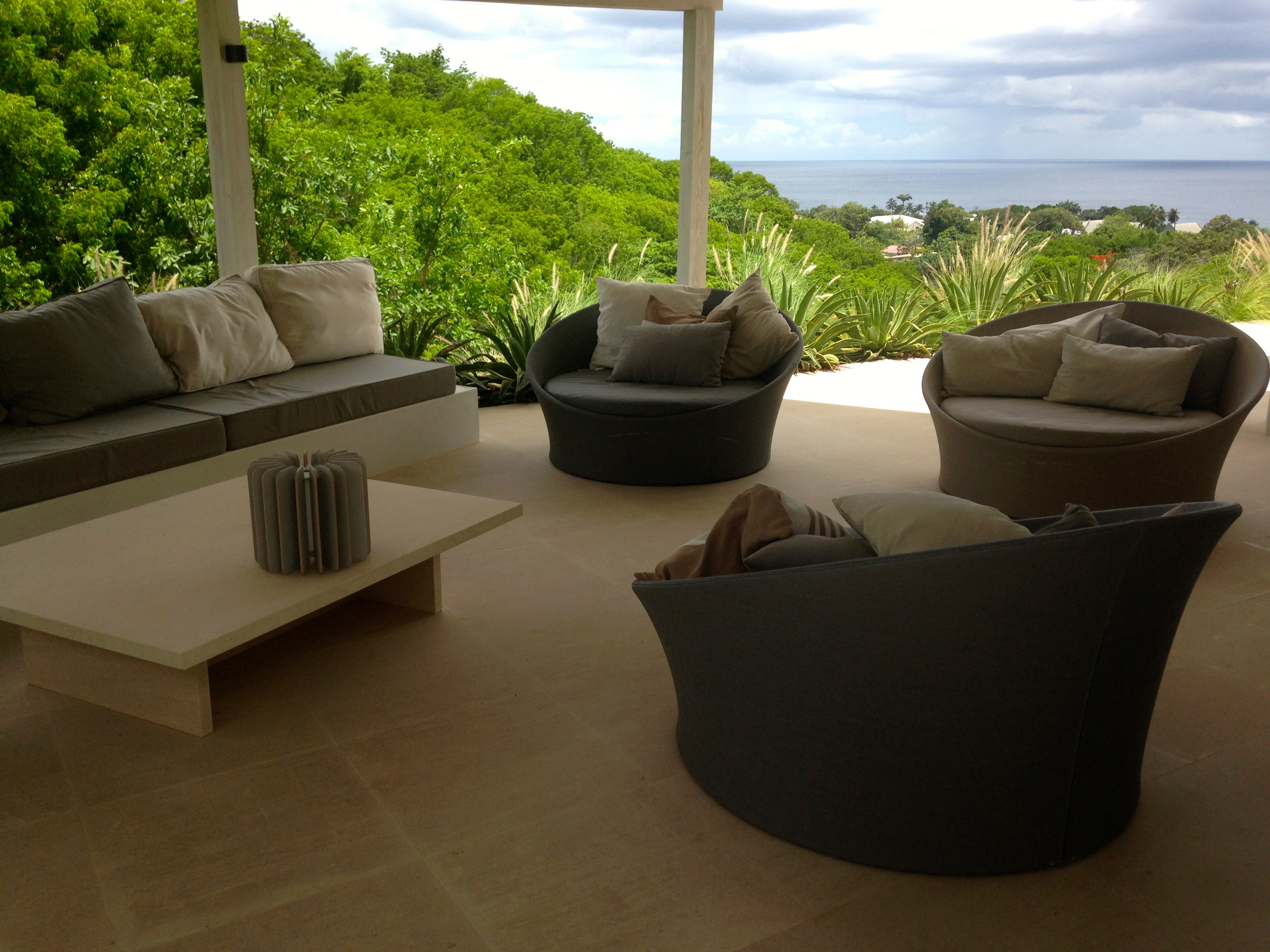 Furniture supplied by Faro
