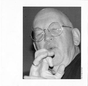 Ron McCroby, Pucculo (1934-2002)   foto Georgevan Deijl