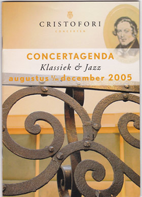 Concertserie 2005 in Cristofori