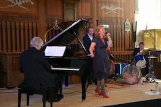 Simone Sings Sondheim in Kerk van Beets