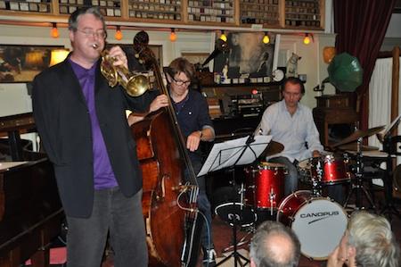 Menno Daams, Erik en Joost in het Pianola Museum