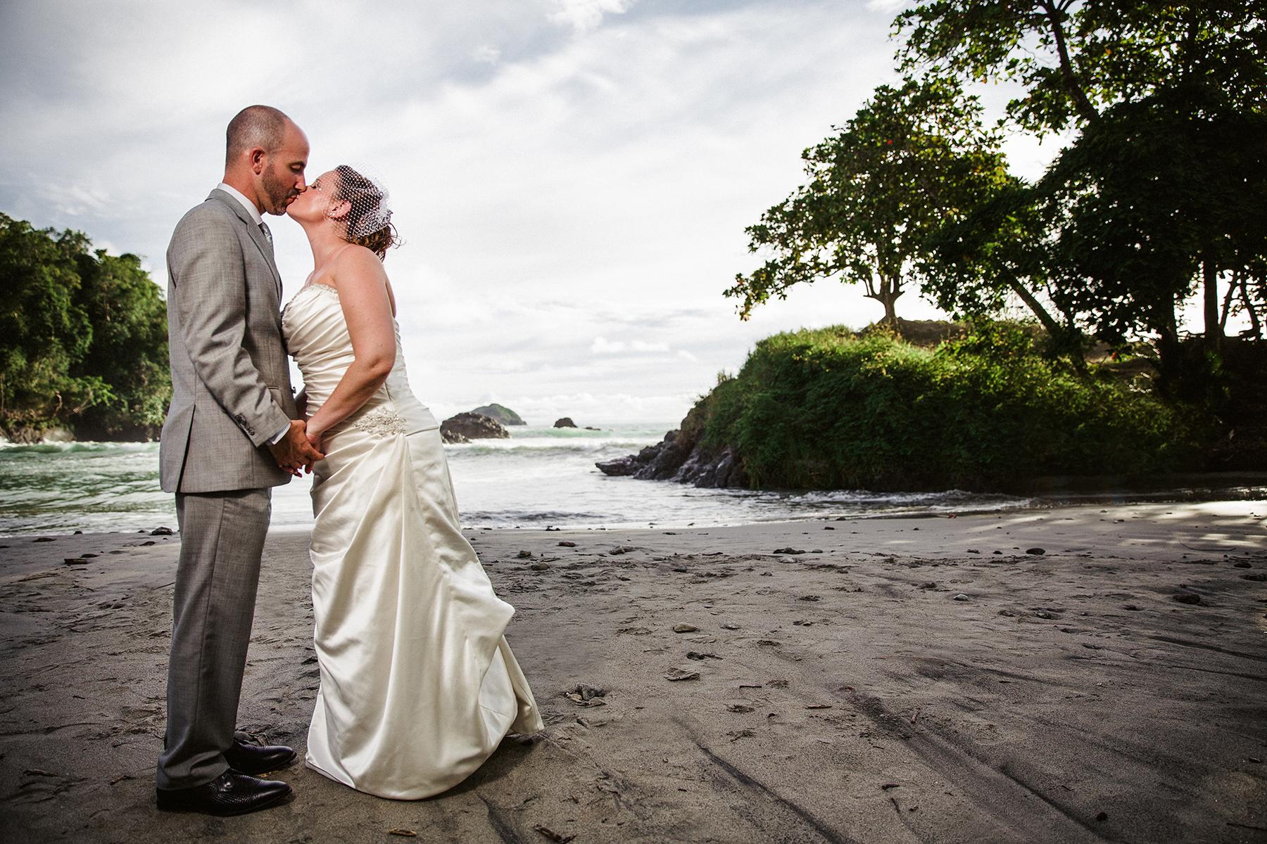 Sara & Marc, Manuel Antonio, Costa Rica
