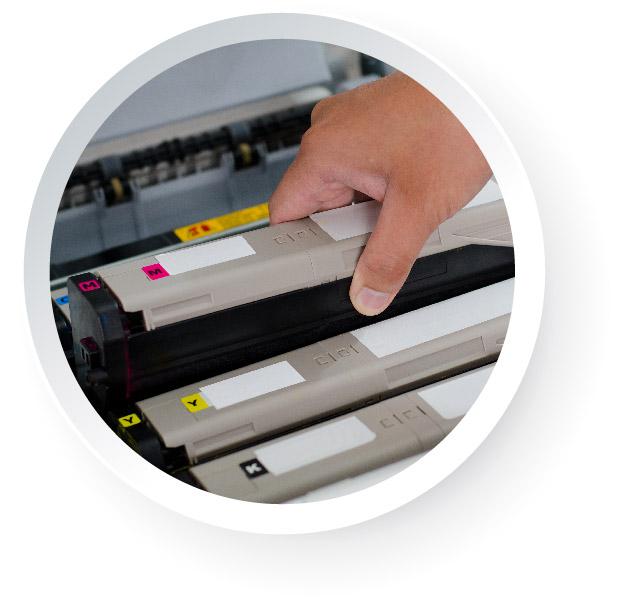 tonersaver print cost reduction