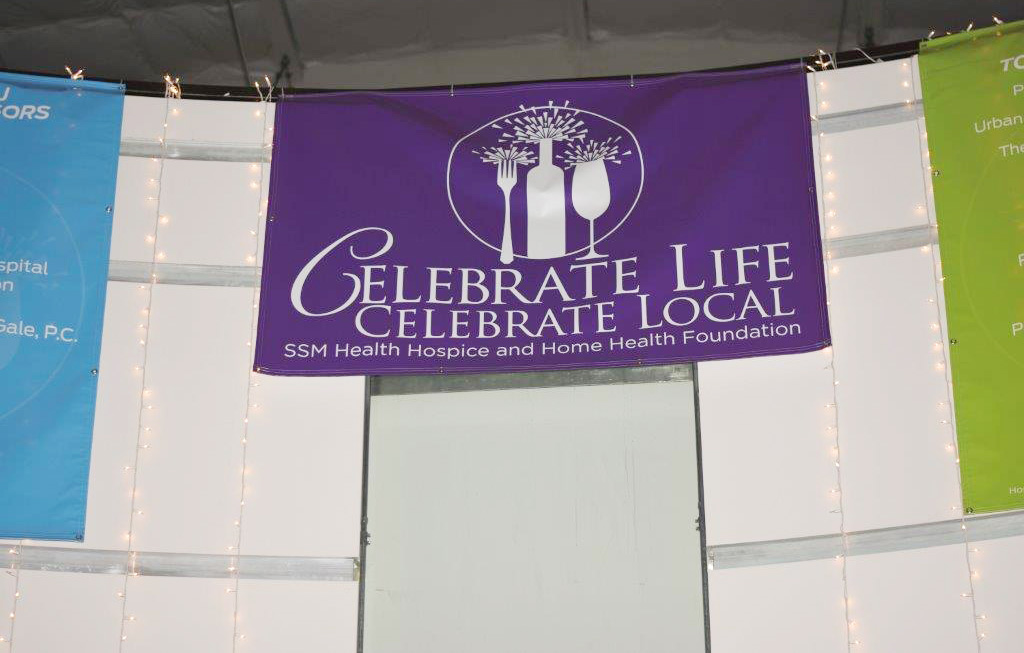Celebrate Local Healthcare Banner