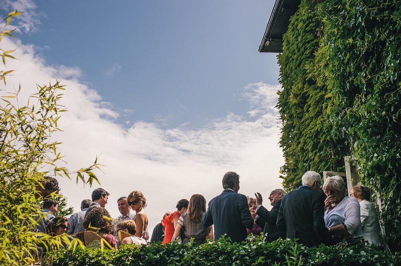trader lodge outdoor wedding