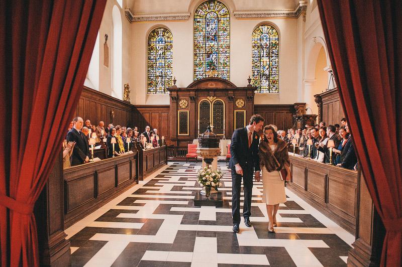 st vedast wedding london