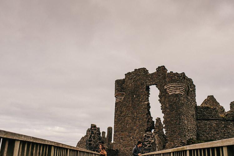 dunluce castle engagement