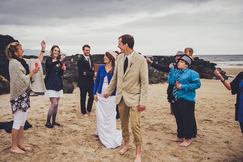 Beach Wedding Ireland