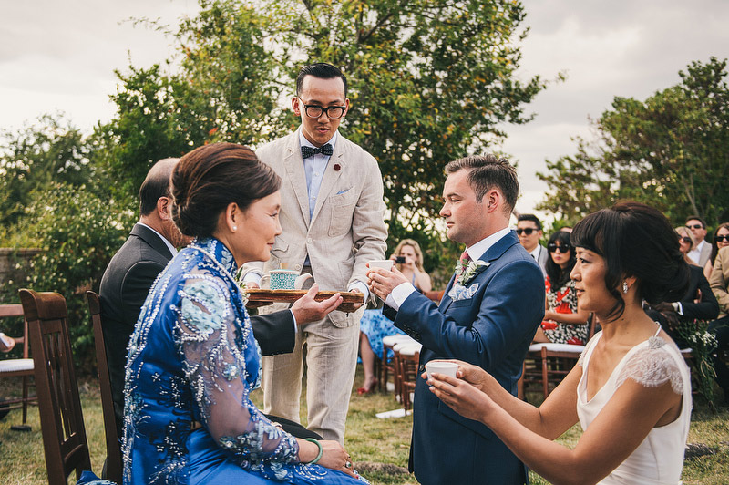 asian tea ceremony wedding